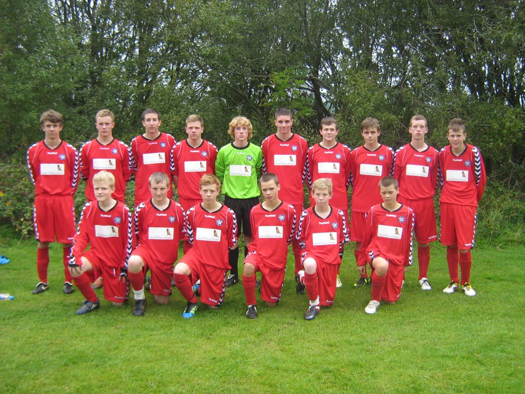 Sponsorship for local football stars