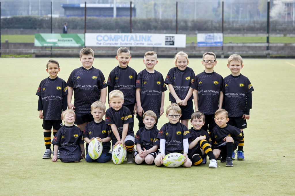 Northwich Rugby Club set to tackle the competition with the help of David Wilson Homes