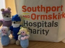 JUST WHAT THE DOCTOR ORDERED: SOUTHPORT AND ORMSKIRK HOSPITALS CHARITY RECEIVES A £1,000 DONATION