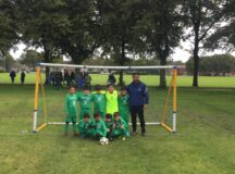 FISHWICK RANGERS RECEIVES DONATION TOWARDS LANCASHIRE YOUTH FOOTBALL TEAMS