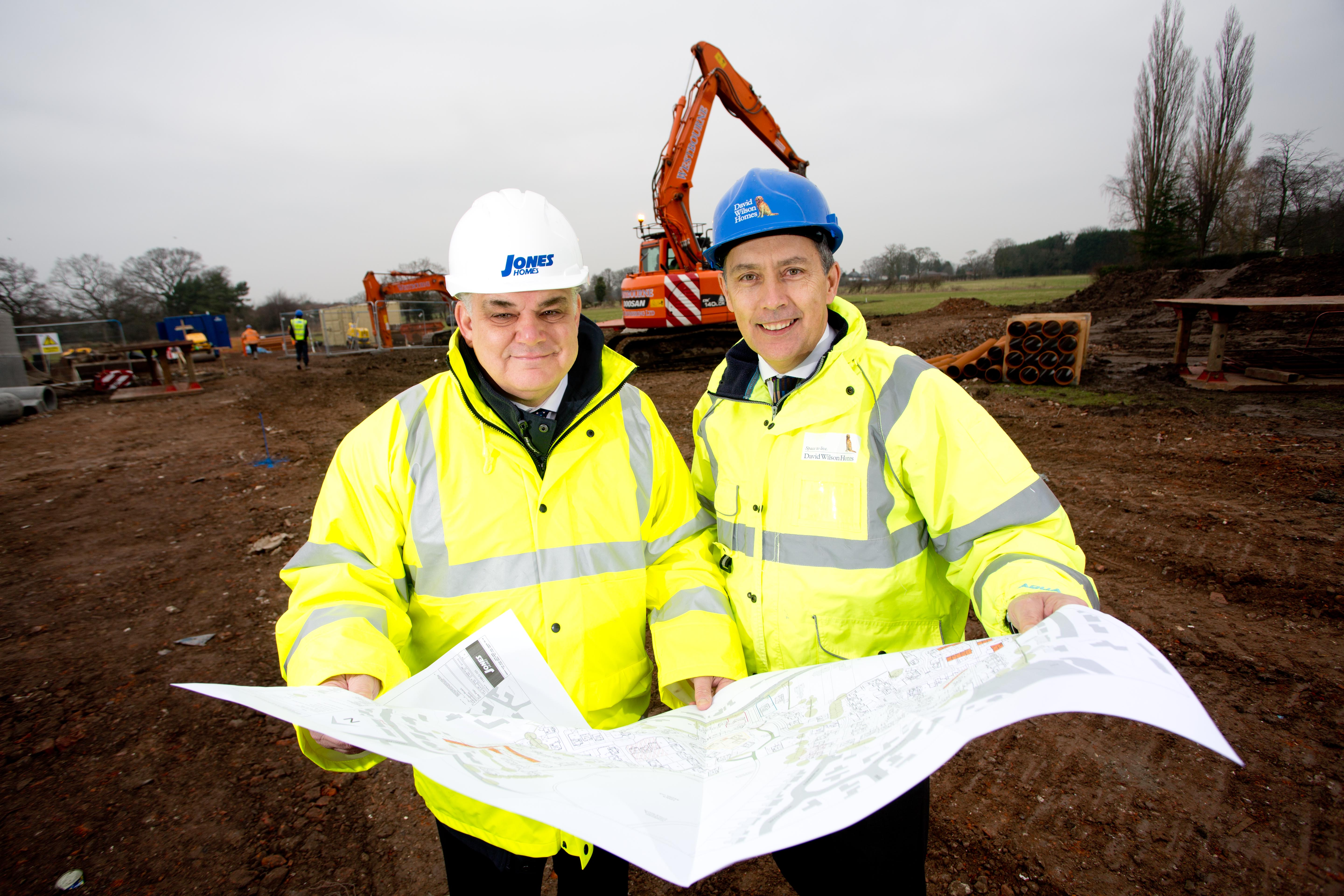 Housebuilders Join Forces For New Development In Wilmslow
