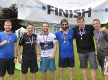 OUR NORTH WEST COLLEAGUES GO THE EXTRA MILE FOR ALDER HEY CHILDREN'S HOSPITAL